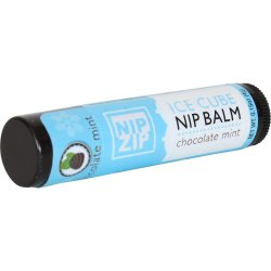 Nip Zip Ice Cube Nip Balm - Chocolate Mint