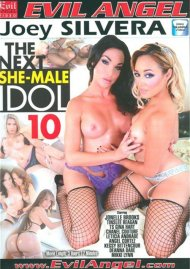 Joey Silvera's The Next She-Male Idol 10 Porn Video