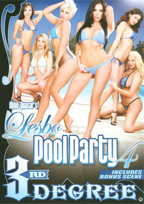 Lesbo Pool Party 4
