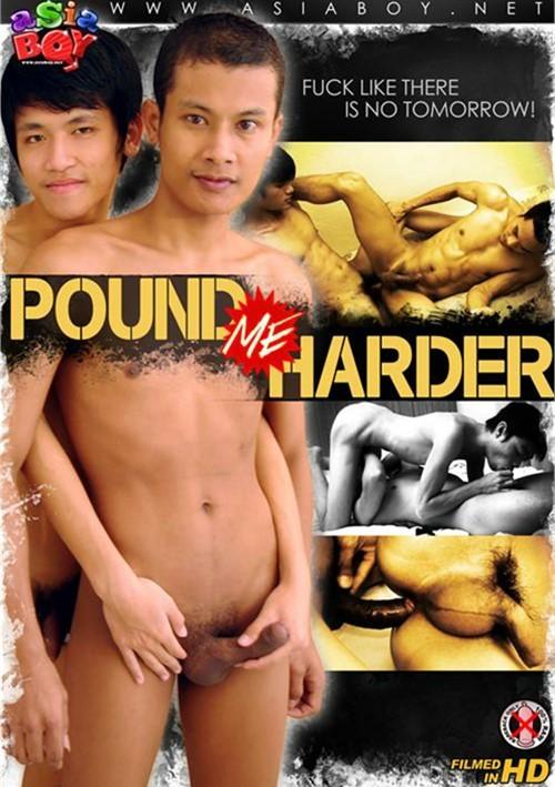 Pound Me Harder Boxcover