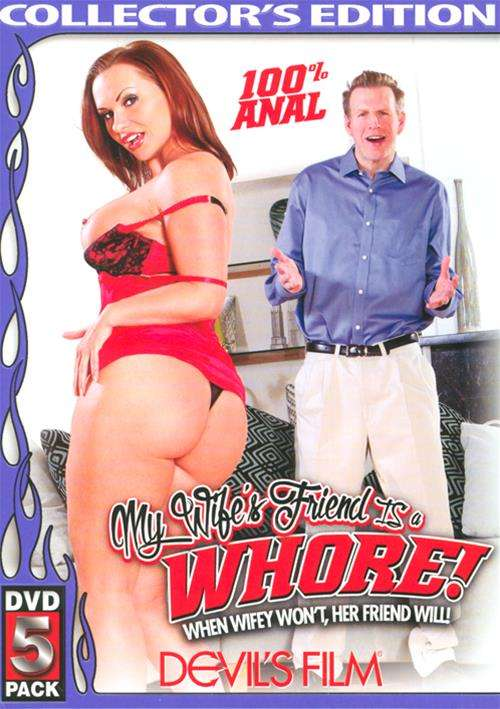 Free Preview of My Wife's Friend Is A Whore! (5-Pack)