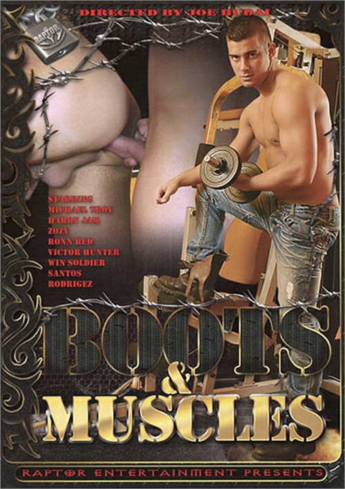 Boots & Muscles Boxcover