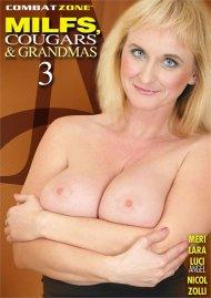 MILFS, Cougars, & Grandmas 3 Porn Video