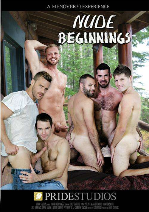 Nude Beginnings  Boxcover
