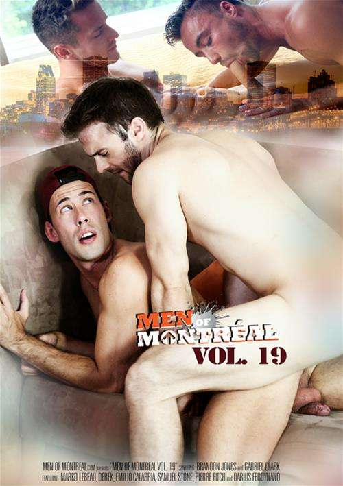 Men of Montreal Vol. 19 Boxcover