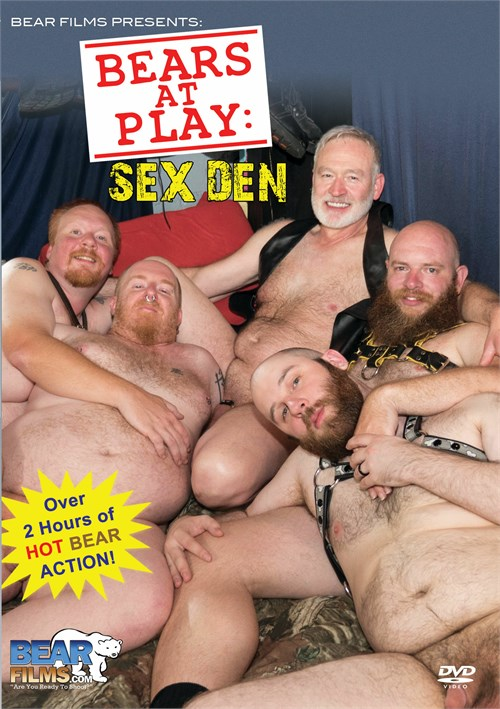 Bears at Play: Sex Den Boxcover