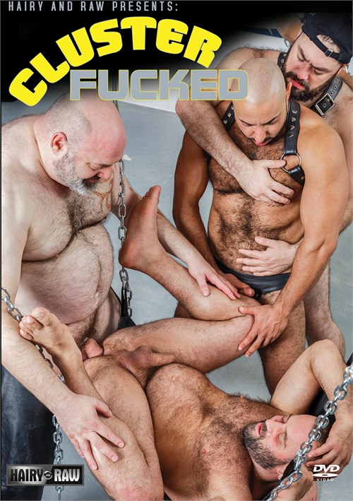 Cluster Fucked Boxcover