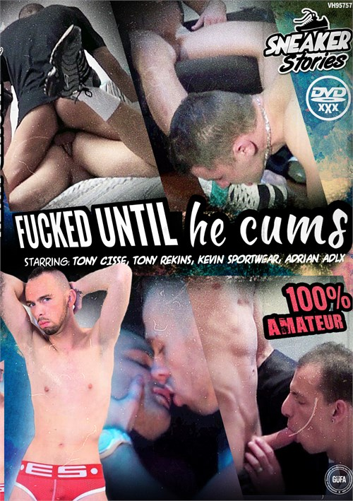 Fucked Until He Cums Boxcover