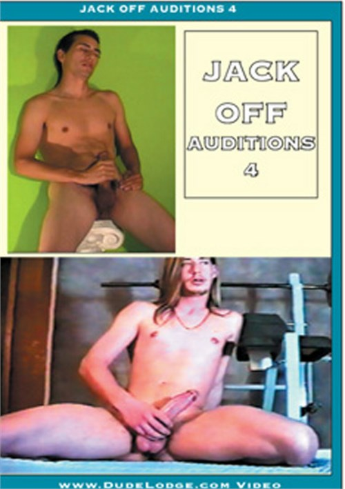 Jack Off Auditions 4 Boxcover