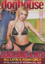 Black Bros & Ho's Latin & Asian Girls 4 Pack