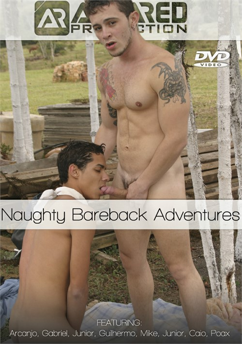 Naughty Bareback Adventures Boxcover