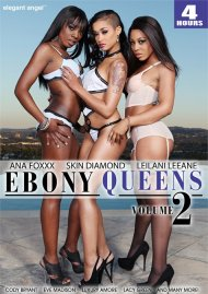 Ebony Queens Vol. 2 Porn Video