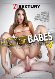Footsie Babes: More Foot Fetish 4