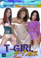 T-Girl 5-Pack Porn Movie