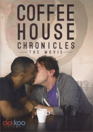 Coffee House Chronicles: The Movie gay cinema DVD from Dekkoo Films.
