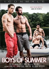 Boys Of Summer HD gay porn streaming video from Icon Male.