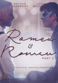 Romeu & Romeu: Part 2 gay cinema DVD from TLA Releasing.