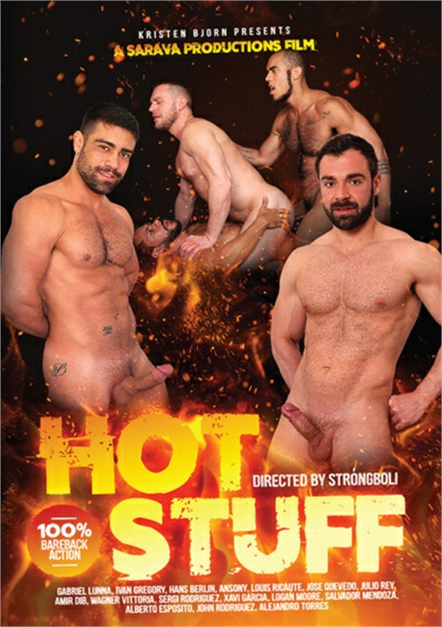 Hot Stuff Boxcover