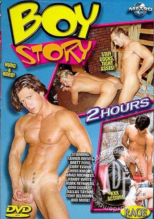Boy Story Boxcover
