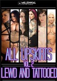 All Upskirts Vol 2: Lewd And Tattooed Porn Video