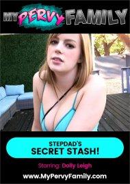 Stepdad's Secret Stash! image