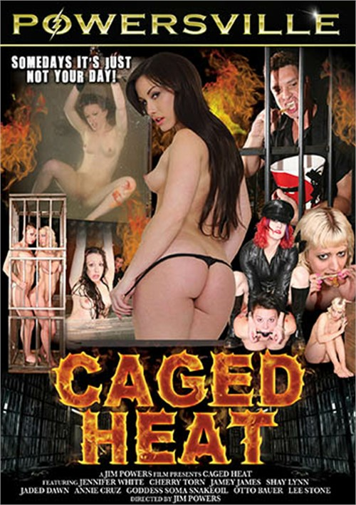 Caged Heat Annie Cruz Jaded Dawn 2018