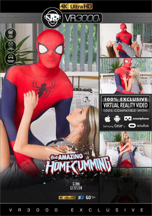Amazing HomeCumming, The Boxcover
