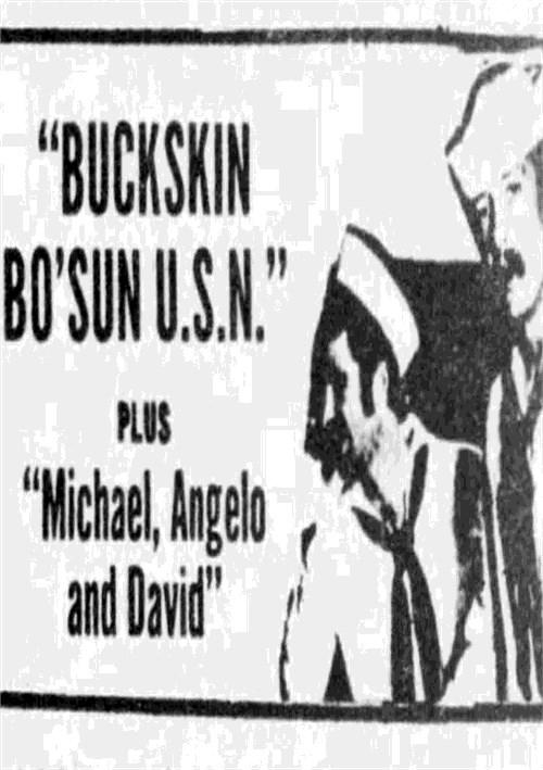 Buckskin BoSun USN Boxcover