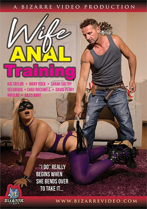 Wife Anal Training