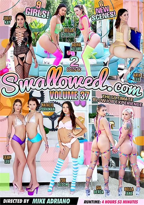 Swallowed.com Vol. 37