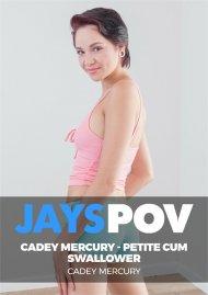 Cadey Mercury - Petite Cum Swallower Porn Video