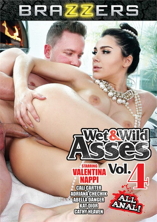Wet & Wild Asses Vol. 4