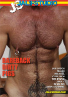 Bareback Dirty Pigs Boxcover