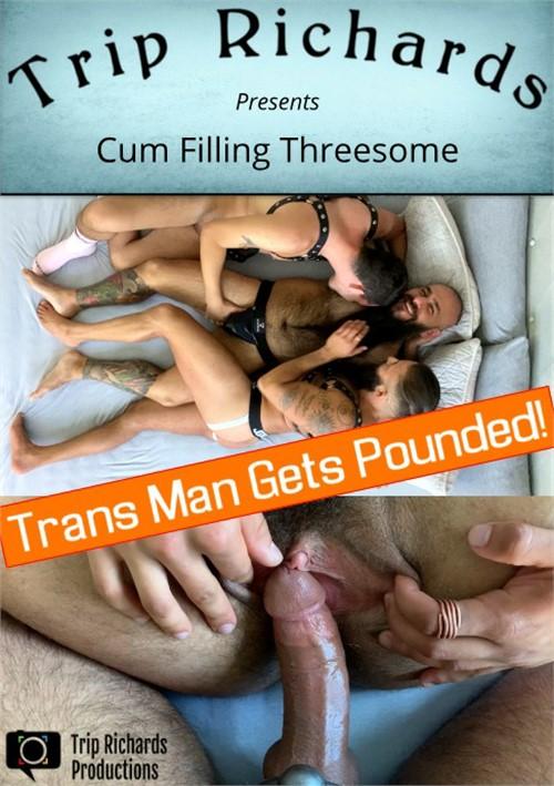 Cum Filling Threesome Boxcover