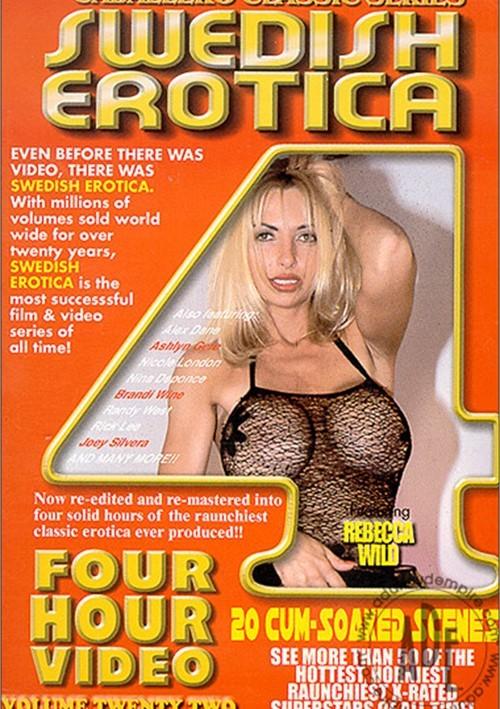 Swedish erotica volume sorry