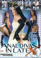 Anal Divas in Latex Porn Video