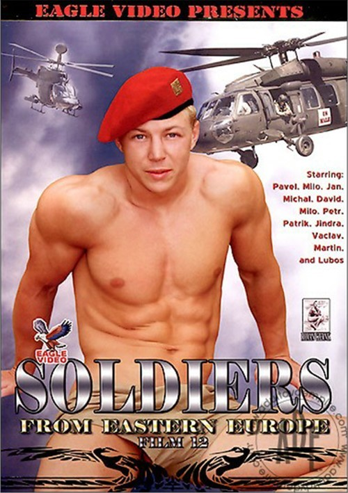 Soldiers From Eastern Europe 12 Boxcover