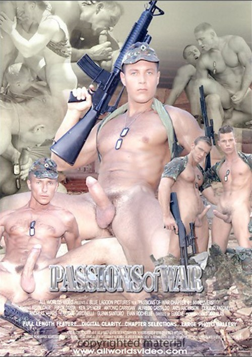 Passions of War 4 Maneuvers Cover Back
