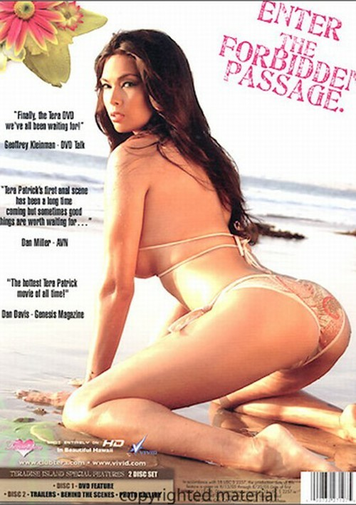 Opinion view tera patrick anal speaking the