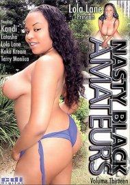 Nasty Black Amateurs Vol. 13 Porn Movie