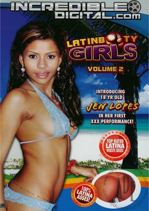 Latin Booty Girls
