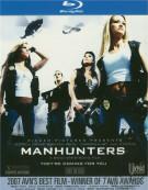 Manhunters Blu-ray