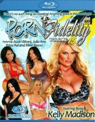 Porn Fidelity 15 Blu-ray Movie