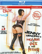 Jenny Hendrixs House of Sex & Fetish Blu-ray