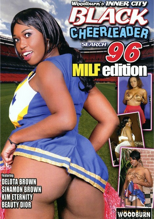 black cheerleader search porn