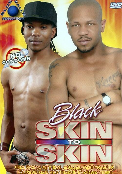 Black Skin To Skin  Boxcover