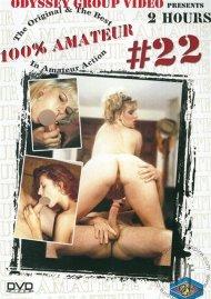 100% Amateur #22 Porn Video
