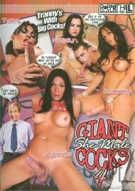 Giant She-Male Cocks 4