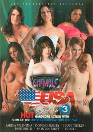 USA T-Girls 3 Porn Video