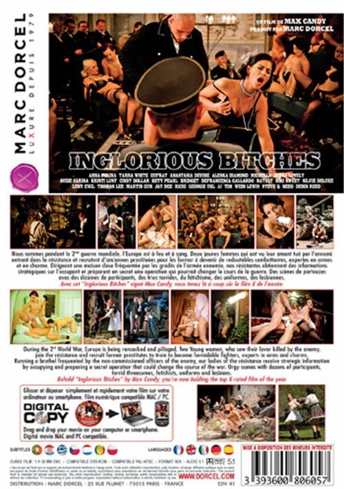 Marc Dorcel Presents Inglorious Bitches XXX Porn Parody Movie